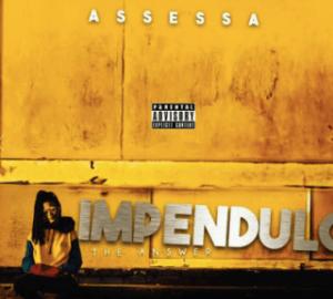 Assessa - Ingcwadi(depression)Feat. Amukelani